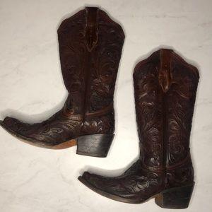 Gomez Westerb Boots Sz 6 Women